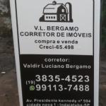 V.L.Bergamo - Corretor de Imóveis